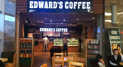 Photo of Cafe Edward's Coffee at Canbakkal İş Merkezi, Trabzon 61030, Turkey