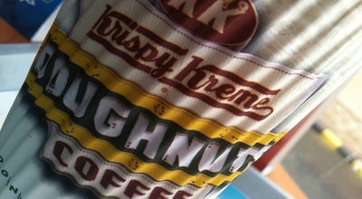 Photo of Donut Shop Krispy Kreme King Road at 6277 King Abdull Aziz Rd, Jeddah 23719, Saudi Arabia