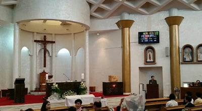 Photo of Church 신제주성당 at South Korea