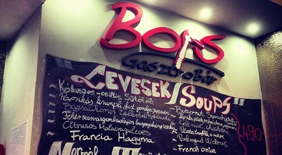 Photo of Soup Place Bors Gasztrobár at Kazinczy U. 10., Budapest 1075, Hungary