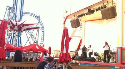 Photo of Theme Park Pleasure Pier Galaxy Wheel at 2501 Seawall Blvd, Galveston, TX 77550, United States