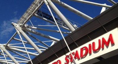Photo of Stadium 味の素スタジアム (Ajinomoto Stadium) at 西町376-3, 調布市 182-0032, Japan