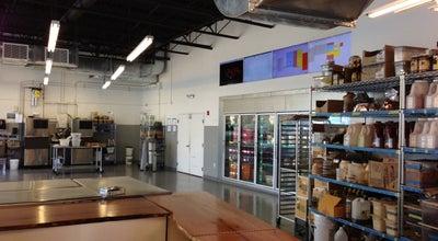 Photo of Vegetarian / Vegan Restaurant Clover Food Lab HUB at 1075 Cambridge St, Cambridge, MA 02139, United States