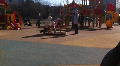 Photo of Playground Детская Площадка at Комендантский 39, город Санкт-Петербург, Russia