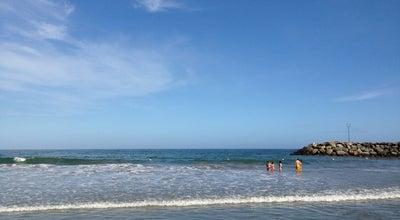 Photo of Beach Playa Marina Grande at Calle Real De Playa Verde, Playa Grande, Venezuela