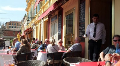 Photo of Italian Restaurant Le Flore at 1 Rue De La Demi-lune, Nice 06300, France