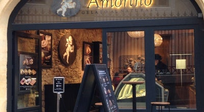 Photo of Ice Cream Shop Amorino at 48 Rue Saint-jean, Lyon 69005, France