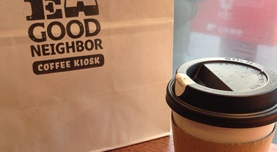 Photo of Coffee Shop BE A GOOD NEIGHBOR COFFEE KIOSK SENDAGAYA at 千駄ヶ谷3-51-6, 渋谷区 151-0051, Japan