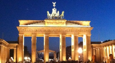 Photo of Monument / Landmark Brandenburger Tor at Pariser Platz, Berlin 10117, Germany