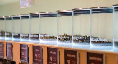 Photo of Tea Room Adagio Teas at 27 W Jefferson Ave, Naperville, IL 60540, United States
