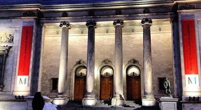 Photo of Art Museum Musée des beaux-arts de Montréal (MBAM) at 1380 Rue Sherbrooke Ouest, Montréal, QC H3G 1J5, Canada