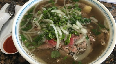 Photo of Vietnamese Restaurant Pho Filet at 9463 Garvey Ave, South El Monte, CA 91733, United States