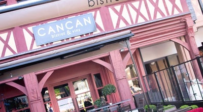 Photo of Gastropub Cancan at 43 Place Du Vieux Marché, Rouen 76000, France