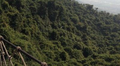 Photo of Trail Guajialong Rope Bridge at Sanya, Ha, China