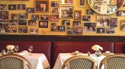 Photo of French Restaurant Lucien at 14 1st Ave, New York, NY 10009, United States