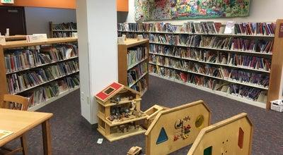 Photo of Library Madison Public Library - Hawthorne Branch at 2707 E Washington Ave, Madison, WI 53704, United States