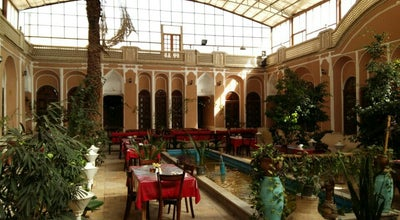 Photo of Hotel Adib-ol Mamalek Hotel And Restaurant | هتل و رستوران ادیب الممالک at Ghiyam St., Labe Khandagh Alley, Yazd, Iran