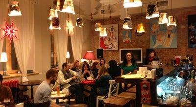 Photo of Cafe Хитрые люди at Винзавод, Москва, Russia