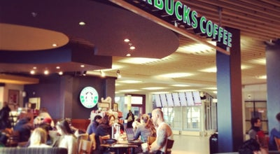 Photo of Coffee Shop Starbucks at Concourse D, Schiphol 1118, Netherlands