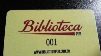 Photo of Pub Biblioteca Pub at Rua Maranhão 483, Cascavel, Brazil