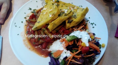 Photo of Vegetarian / Vegan Restaurant Ökoase at Kleine Ulrichstraße 2, Halle (Saale) 06108, Germany