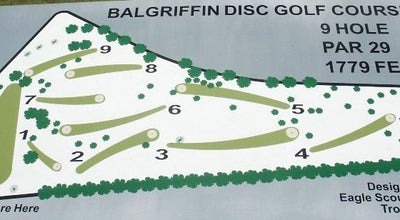 Photo of Disc Golf Balgriffin Park Disc Golf Course at 5715 Norn St., Dublin, OH 43017, United States