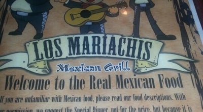 Photo of Mexican Restaurant Los Mariachis at 1137 Van Voorhis Rd, Morgantown, WV 26505, United States