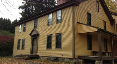 Photo of Museum Arrowhead--Herman Melville's House at 780 Holmes Rd, Pittsfield, MA 01201, United States
