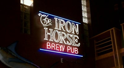 Photo of Bar Iron Horse Brew Pub at 501 N Higgins Ave, Missoula, MT 59802, United States