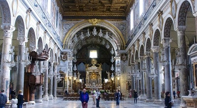 Photo of Church Basilica di Santa Maria in Ara Coeli at Scala Dell'arce Capitolina 12, Roma 00186, Italy