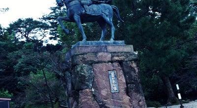 Photo of Outdoor Sculpture 前田利家公像 at 尾山町11-1, Kanazawa 920-0918, Japan