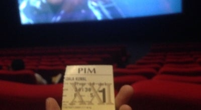 Photo of Movie Theater Studio 1 - PIM XXI at Palembang Indah Mall, Palembang, Indonesia