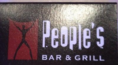Photo of Bar People's at Ленина Проспект, 54а, Tomsk 634050, Russia
