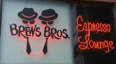 Photo of Coffee Shop Brews Bros Lounge at 734 W Sprague Ave, Spokane, WA 99201, United States