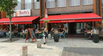 Photo of Mexican Restaurant Rosita's Mexicaans Restaurant & Café at Koopmanstraat 5, Almere Stad, Netherlands