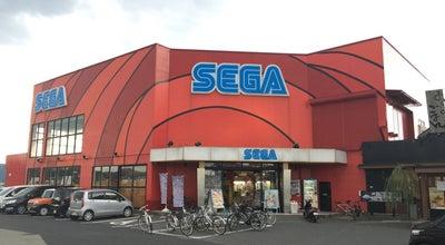 Photo of Arcade セガ鳥取 at 安長416, 鳥取市, Japan