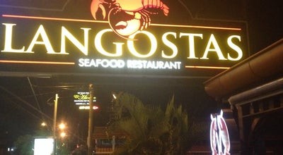 Photo of Seafood Restaurant Langostas at Diagonal Al Más X Menos Jacó, Jacó, Costa Rica