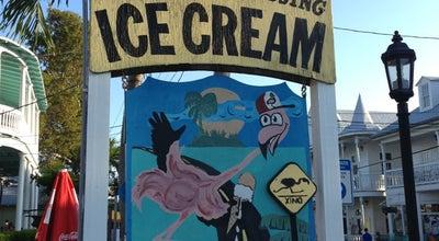Photo of Ice Cream Shop Flamingo Crossing Ice Cream at 1105 Duval St, Key West, FL 33040, United States