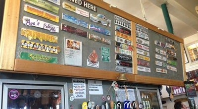 Photo of Pizza Place Pizza Port at 571 Carlsbad Village Dr, Carlsbad, CA 92008, United States