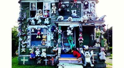 Photo of Art Gallery The Heidelberg Project at 3600 Heidelberg St., Detroit, MI 48207, United States