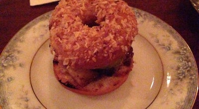 Photo of American Restaurant North River at 166 1 St Avenue, New York, NY 10009, United States
