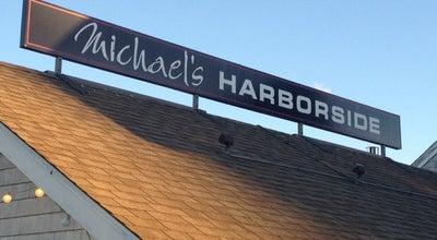 Photo of Seafood Restaurant Michael's Harborside at 1 Tournament Wharf, Newburyport, MA 01950, United States