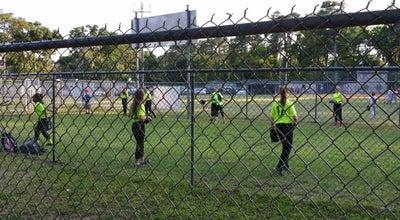 Photo of Baseball Field Glynlea Park at Jacksonville, FL 32216, United States