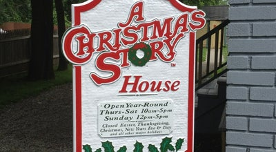 Photo of Monument / Landmark A Christmas Story House & Museum at 3159 W 11th St, Cleveland, OH 44109, United States