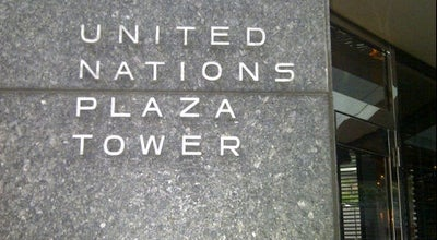 Photo of Hotel Millenium Hotel at 1 United Nations Plz, New York, NY 10017, United States
