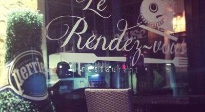 Photo of French Restaurant Le Rendezvous at 221 Datura St, West Palm Beach, FL 33401, United States
