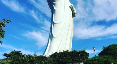 Photo of Monument / Landmark 高崎白衣大観音 at 石原町2710-1, 高崎市 370-0864, Japan