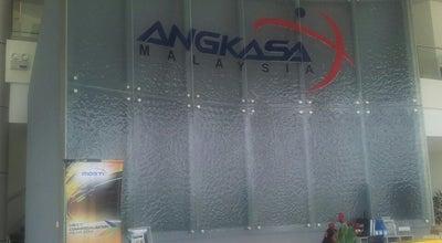 Photo of Monument / Landmark Pusat Angkasa Negara at Malaysia