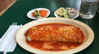 Photo of Mexican Restaurant Tacos El Charro at 5900 E Washington Blvd, Commerce, CA 90040, United States