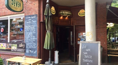Photo of American Restaurant Old MacDonald American Sportsbar at Stellinger Weg 33, Hamburg 20255, Germany